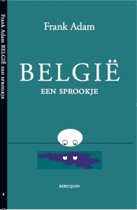 BELGIE Frank Adam (Bebuquin) cover