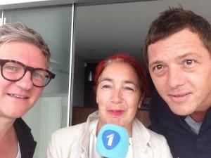 SELFIE Jan D'Hondt Radio 1